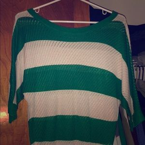knit dolman sweater from Express